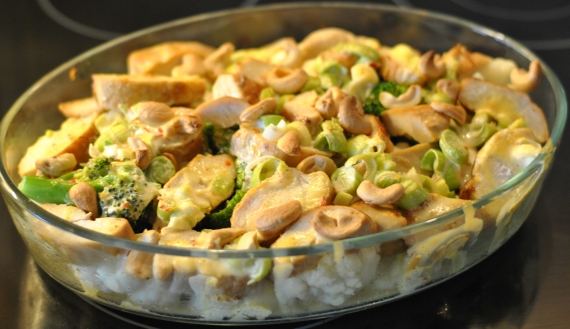 lette middagsoppskrifter med kjøttdeig